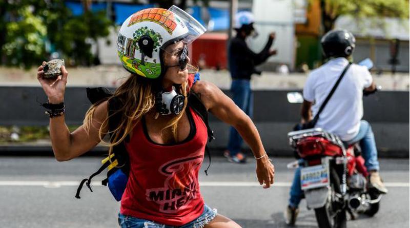 Caterina Ciarcelluti - Venezuela