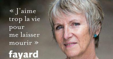 L'écrivaine Anne Bert s'est éteinte dans un service de soins palliatifs en Belgique, après avoir reçu une injection létale lui donnant la mort, à sa demande.