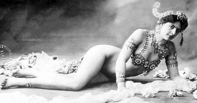La courtisane a été exécutée il y a 100 ans