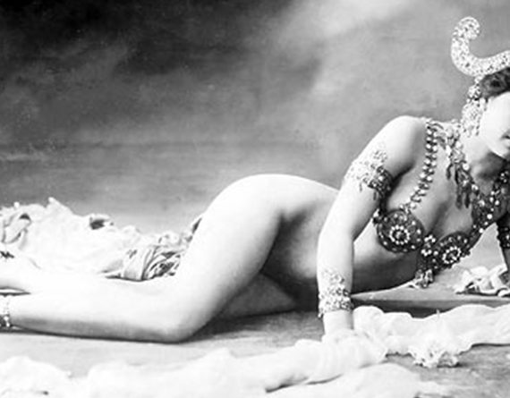 Mata Hari, danseuse et espionne fusillée il y a 100 ans