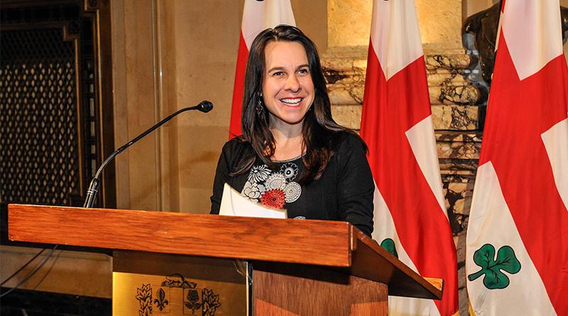 Valérie Plante est élue maire de Montréal