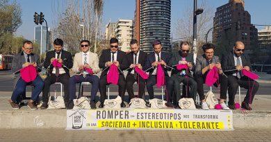 Los Hombres Tejedores - Chili