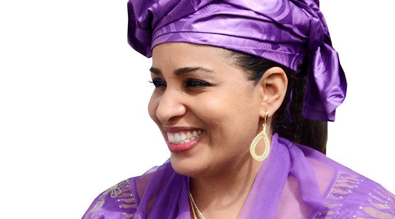 Dr_Issoufou_Lalla_Malika, première dame du niger