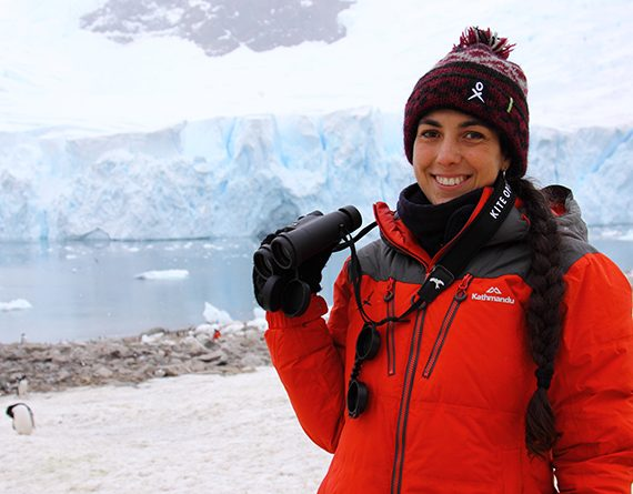 Homeward Bound : Gaia Dell'Ariccia, une scientifique à la conquête de l'Antarctique