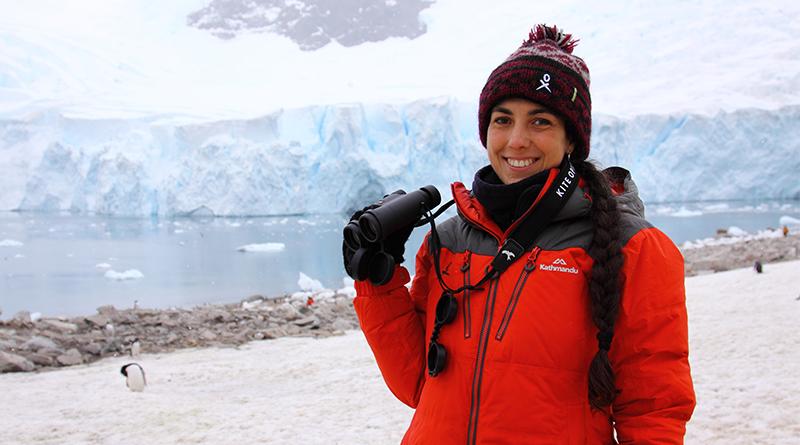Gaia Dell'Ariccia, biologiste et chercheuse en écologie comportementale