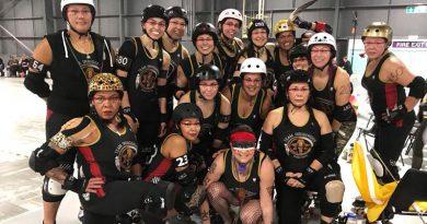 Un collectif de femmes autochtones de plusieurs pays participeront à la prochaine coupe du monde de roller derby sous le nom de « Team Indigenous », début février 2018.