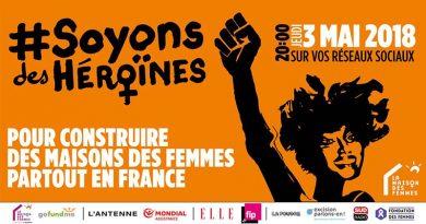Un mouvement engagé en ligne, #SoyonsdesHéroïnes, vous propose de participer à un grand concert solidaire