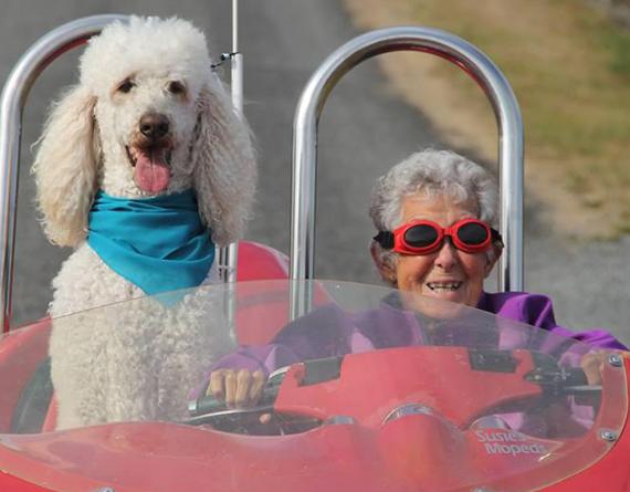 «Driving Miss Norma»: le voyage s'est terminé pour la nonagénaire atteinte d'un cancer