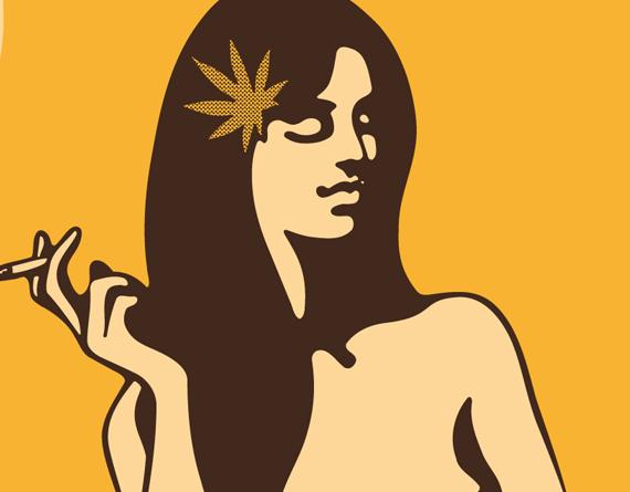 Le vagin, nouvelle cible des distributeurs de cannabis