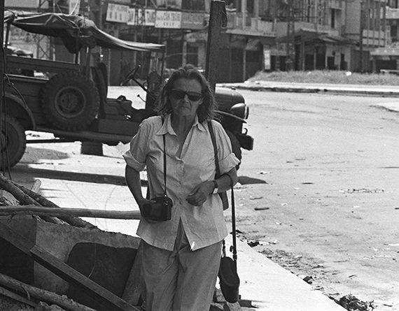 Clare Hollingworth, la correspondante de guerre qui annonça l'invasion d'Hitler en Pologne