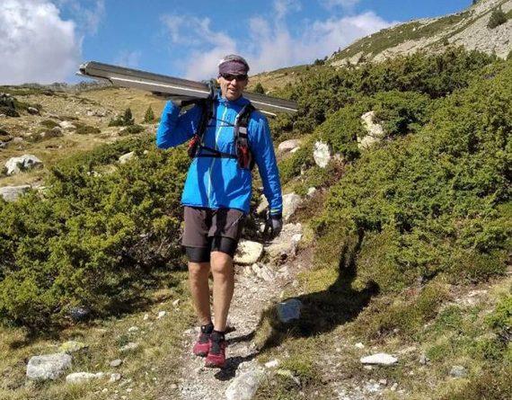 Jimmy Vial, l'homme qui voulait nettoyer les montagnes